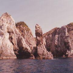 海食崖さん